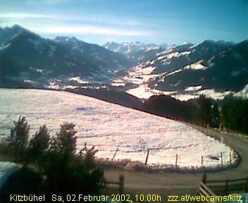 Bichlalm Kitzbühel gestern - YESTERDAY