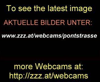 Webcam Aachen Pontstrasse Ponttor